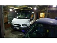 Ford transit low roof mk6 fwd