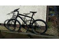 Specialized Rockhopper m4 21 inch 27 speed hydraulic brakes mens bike