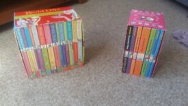 2 sets of children's books