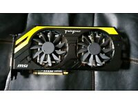 MSI GTX 680 Lightning edition