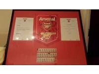 Genuine Arsenal Pennant