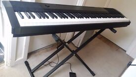 Casio Digital Piano Keyboard - 88 Weighted Keys - Good working condition
