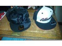 2 pcs Fitted baseball Hats Snapback + Sox Bomber jacket. New Era Cap Fashion Apple