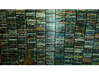 Over 1300 dvds for sale