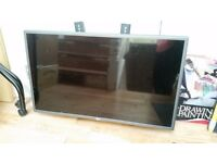 LG 32 LF510B flat screen television flat perfect 4 man ir woman's cave or kitchen or bedroom