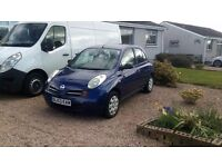 Nissan Micra 1.2 5 door £600 may take cheap px and cash