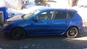 Mazda 3 GT manuelle à vendre