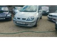 Renault scenic automatic LOW MILES