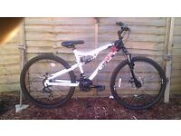 Teen's / Men's Apollo Paradox Fs Mtb.( BIKE ON HOLD).