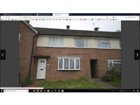 3 Bed House to Rent in Raunds - Pet Friendly - Local Amenities