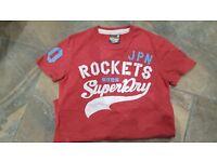 Superdry boys teeshirt