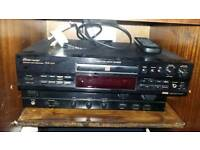 Pioneer compact disc recorder PDR 609