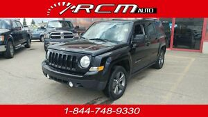2015 Jeep Patriot Leather 4x4 SUV - WE CAN BUILD YOUR CREDIT
