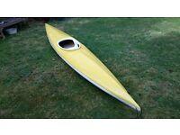 Fibreglass kayak for sale £30.