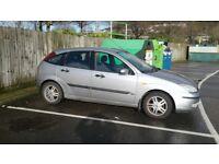 ford focus 2004 1.6 5 door hatchback..looking to *SWAP*2 door car