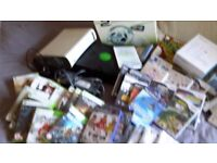 Xbox,wii , ps2 Games bundle, collection only