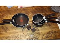 Tephal pots and pans