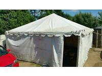 MARQUEE 20ft X 20ft HEAVY DUTY
