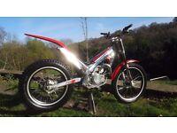 Gas Gas TXT 250cc 2001 - GasGas