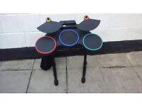 Drum kit for xbox 360