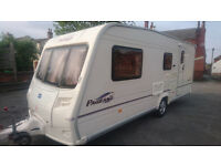Bailey Pageant Series 5 Champagne 2006 4 berth.+ Motor Mover NO DAMP!!!