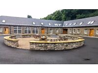 Beautiful, recently renovated, 3 bed steading conversion in the rural Perthshire village of Kinfauns