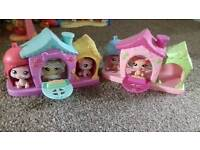 Littlest Pet Shop Houses and Family