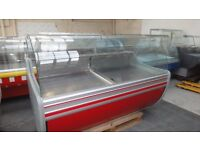 Serve Over Counter Display Fridge Meat Chiller 184cm (6 feet) ID:T2210