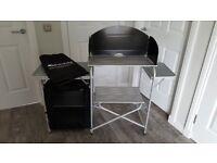Eurohike – Basecamp Kitchen Stand DLX