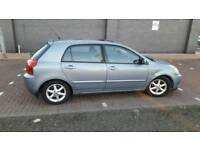 QUICK SALE ! TOYOTA COROLLA D-4D 2004, 2.0 DIESEL, 3 KEYS, MOT 03-19, 122000 MILES IN GOOD CONDITION