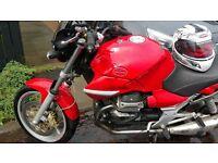 Moto Guzzi Breva750 / 11500miles