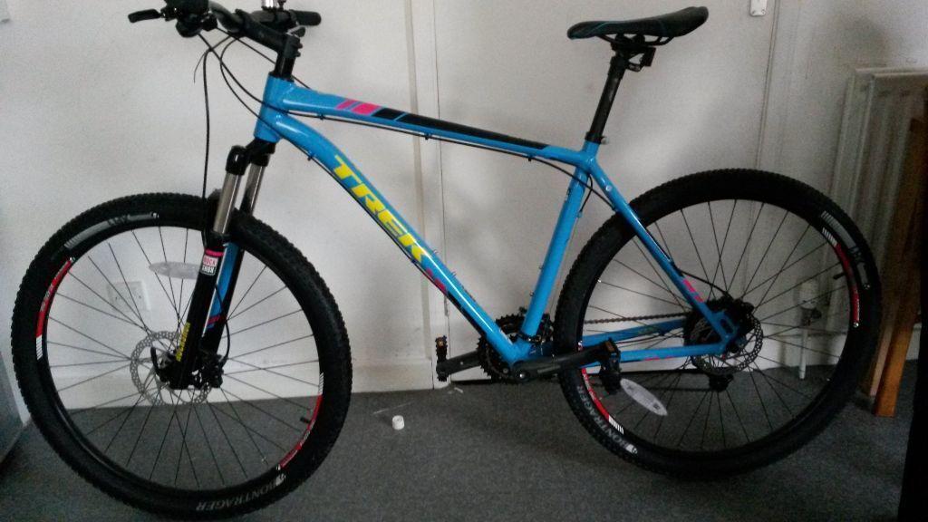 trek x caliber 7 2015 mountain bike 29 er 20 5 in no offers in middlesbrough north. Black Bedroom Furniture Sets. Home Design Ideas