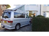 Mazda Bongo (Auto Freetop), superb condition, sleeps 4, includes Khyam awning, petrol 2.0l