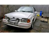 Ford XR3i Cabrolet 1989