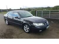 Saab 9-5 Aero Turbo, automatic, 2004, motd feb, good car
