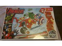 Avengers Magic Decor Puzzle Brand New Unopened