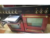rangemaster 110 cm electric cooker