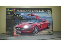 Mercedes Benz model kit