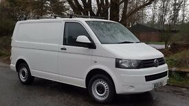 2011 61-reg Volkswagen Transporter 2.0 TDI T28 Panel Van 4dr (SWB) NICE LOOKING VAN COMPANY OWNED