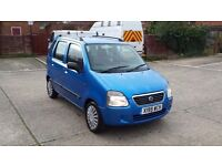Suzuki Wagon 1.3 Petrol Manual Mot 30 September