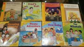 41 Oxford Reading Tree Books; Great support for P2 and P3 readers