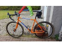 Planet X Holdsworth Single Speed / Fixie Road Bike - Medium Size