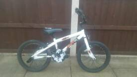 18inch Apollo bike from Halfords **Rothwell**