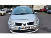Renault SCENIC, full service history, low mileage,