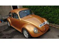 Very rare 1968 vw beetle