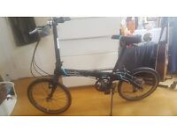 DAHON city vybe foldind bicycle