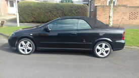 Astra Convertible for Sale, good condition, new MOT
