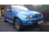 BMW X5 Sport 4X4 Diesel may consider part ex