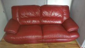 2 x 2 seats sofa