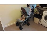 Babe pushchair carriers silver cross is very good condition come all complete
